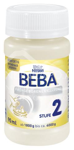 Nestlé BEBA Frühgeborenennahrung Stufe 2, trinkfertig