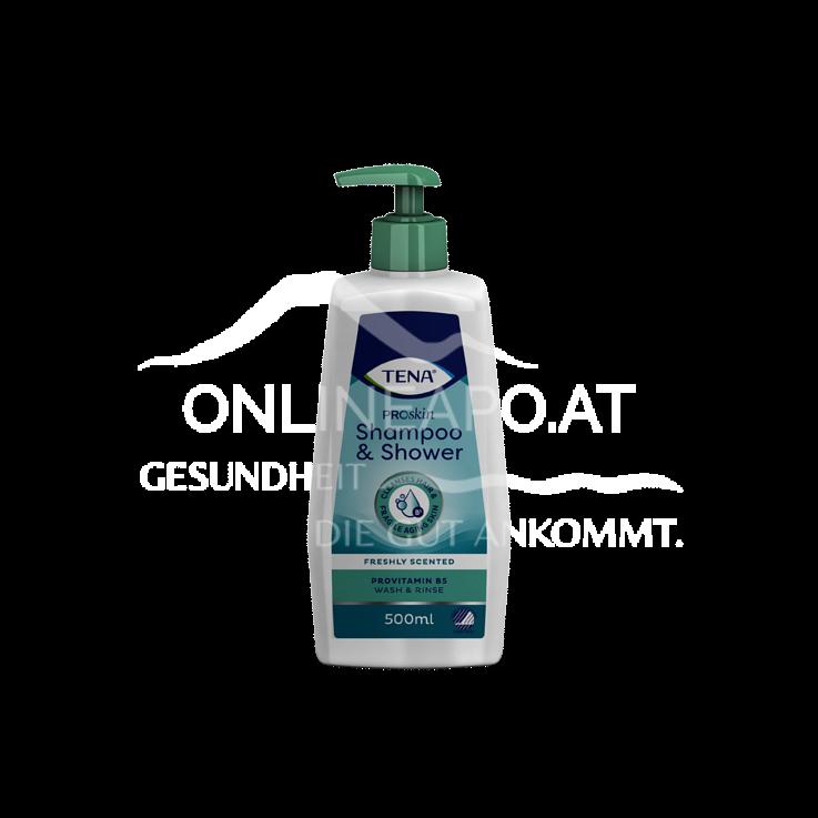 TENA ProSkin Shampoo & Shower