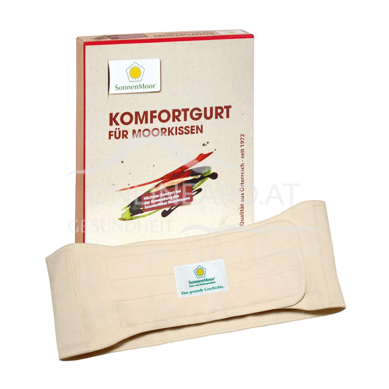 SonnenMoor Komfortgurt für Moorkissen Medi