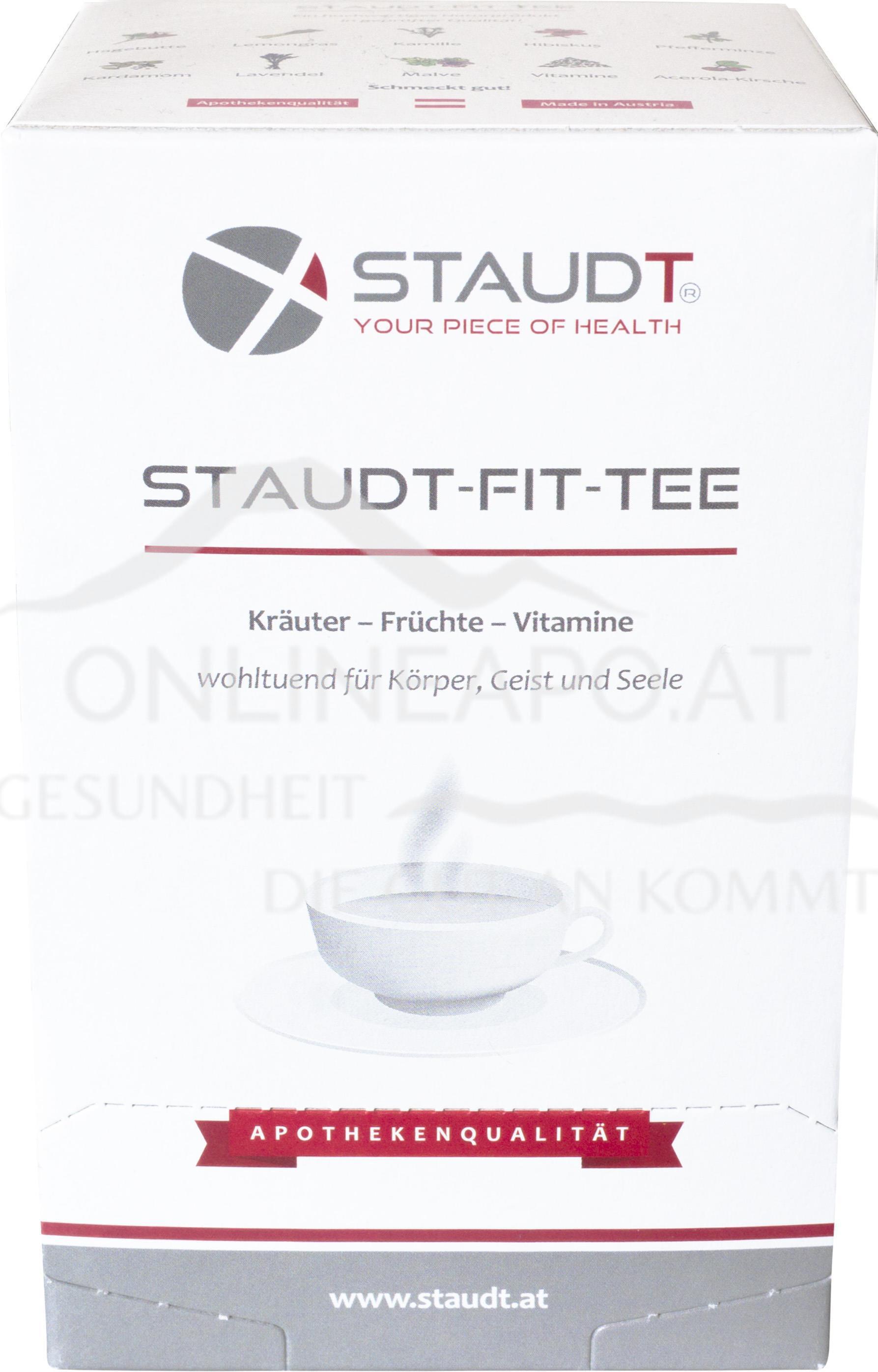 Staudt-Fit-Tee