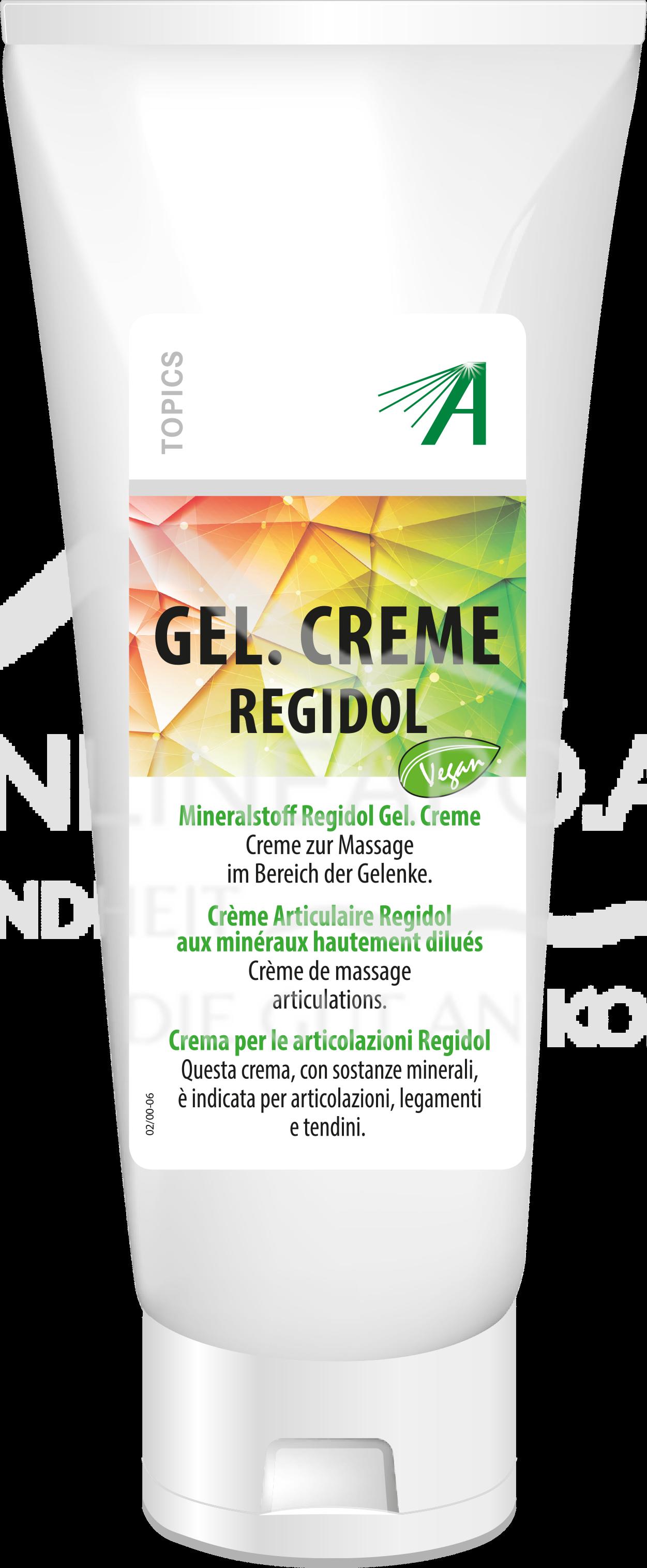 Adler Gel. Creme Regidol
