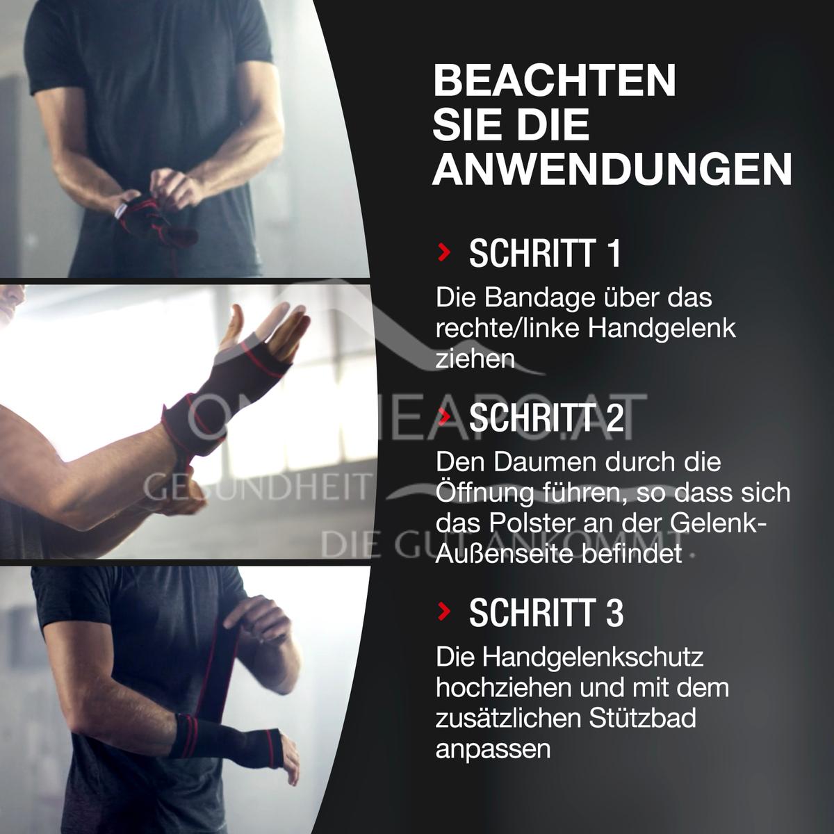 Hansaplast Sport Handgelenk Bandage