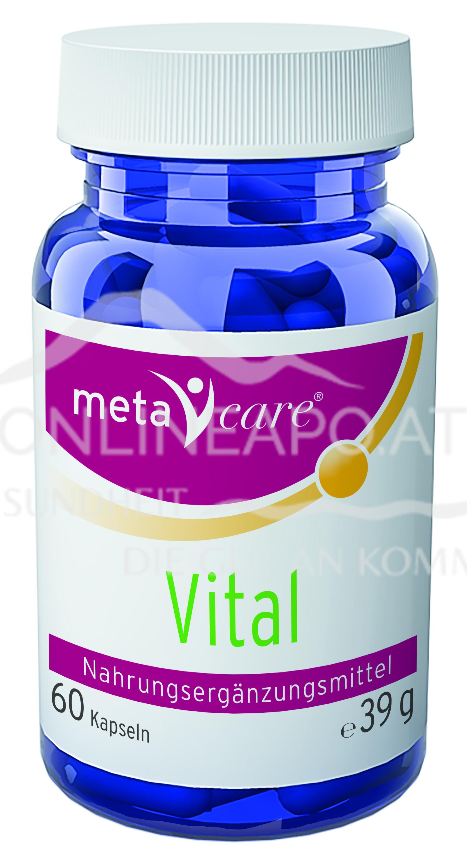 metacare® Vital
