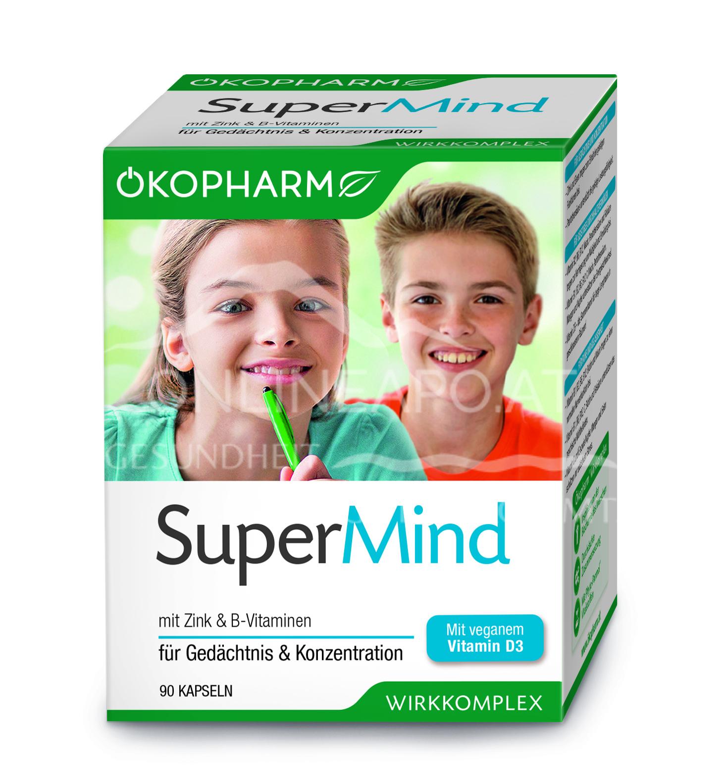 Ökopharm SuperMind® Kapseln