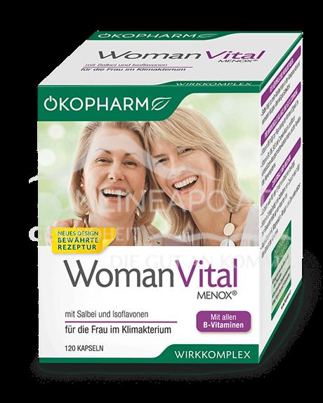 Ökopharm WomanVital Menox Kapseln