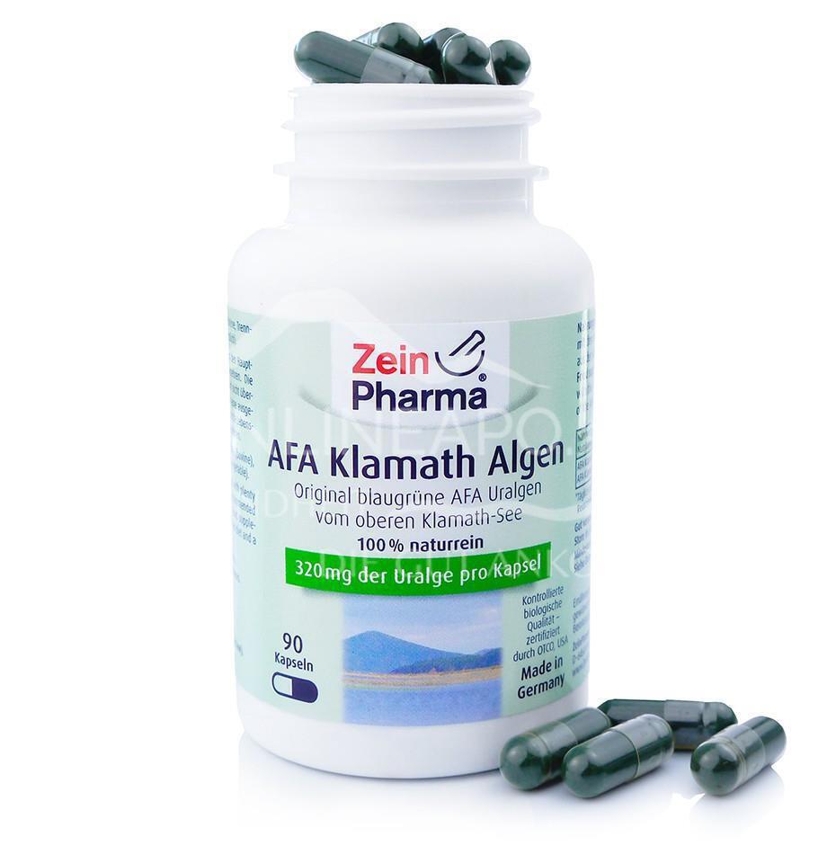 Zeinpharma AFA Algen Kapseln