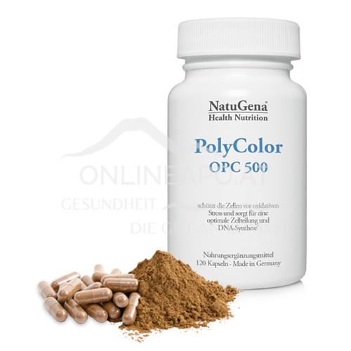 NatuGena Polycolor OPC 500