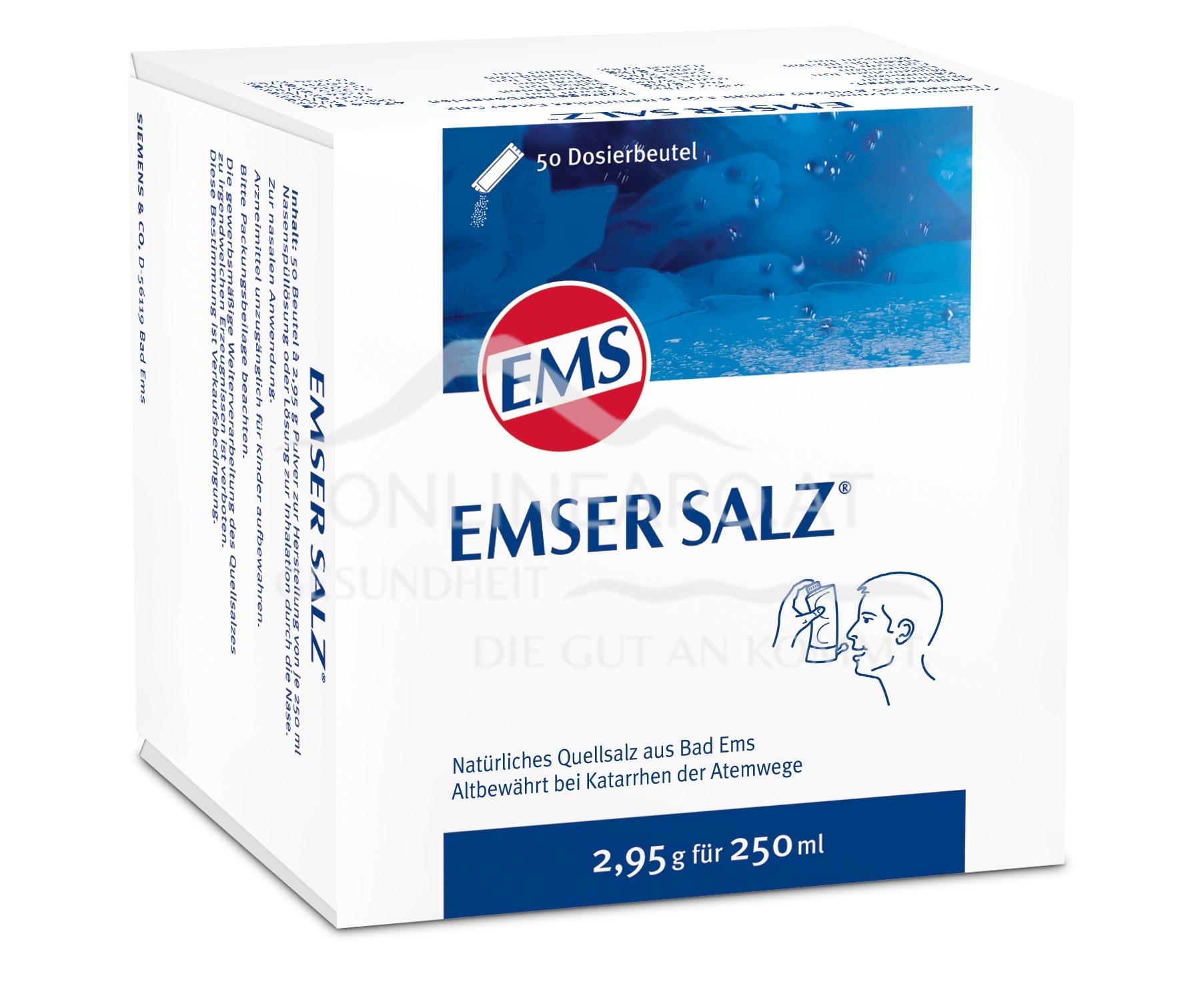 Emser® Salz 2,95g