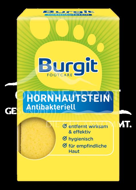 Burgit Footcare Antibakterieller Hornhautstein