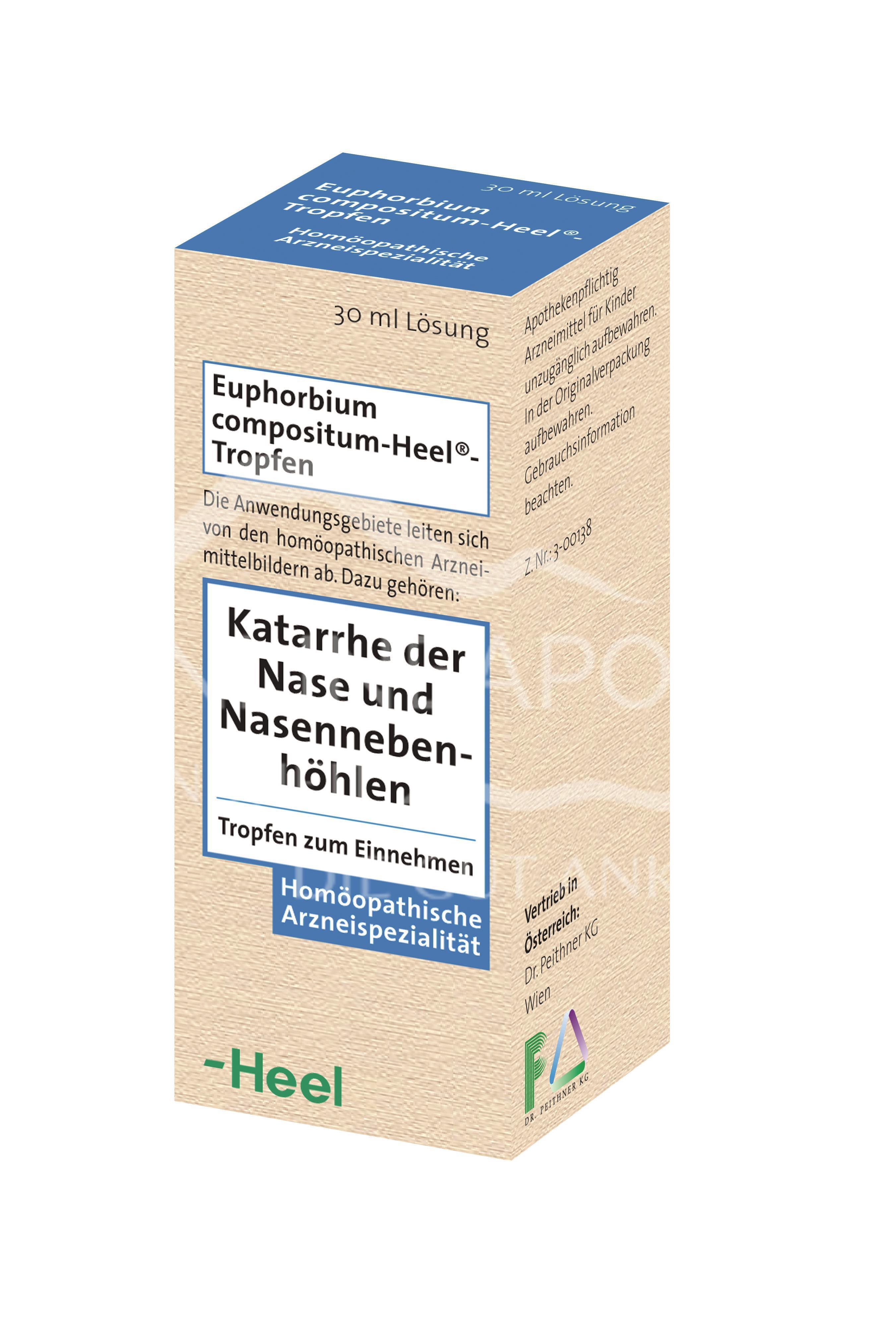 Euphorbium compositum-Heel®-Tropfen