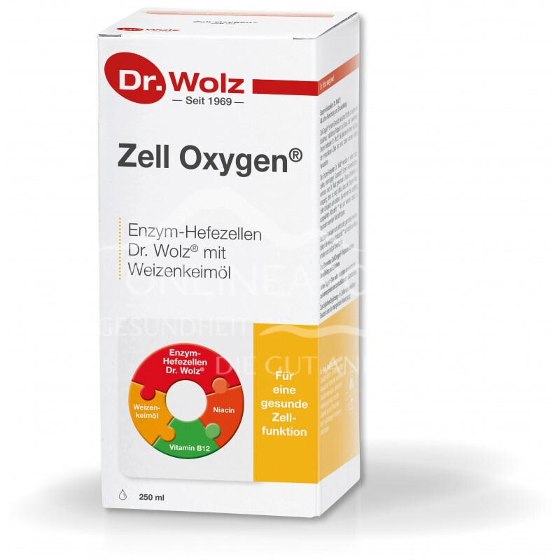 Dr. Wolz Zell Oxygen® plus