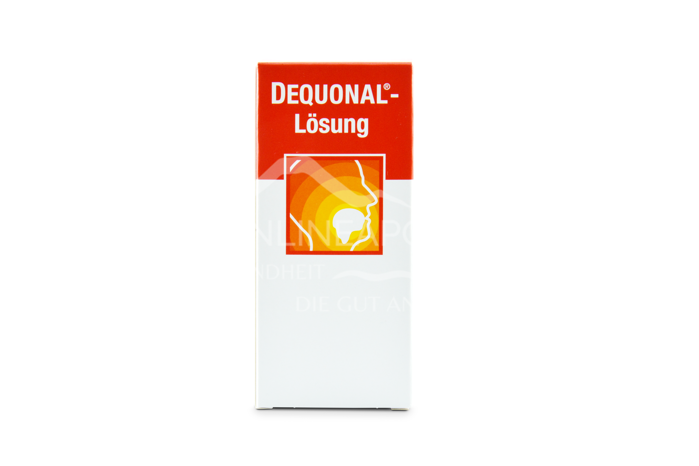 Dequonal® Lösung zum Gurgeln