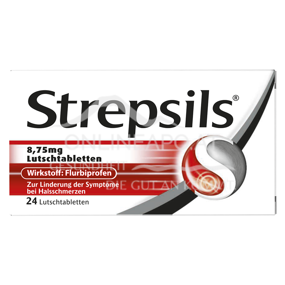 Strepsils® Lutschtabletten
