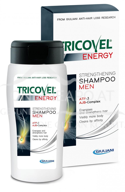 TRICOVEL ENERGY Men Shampoo