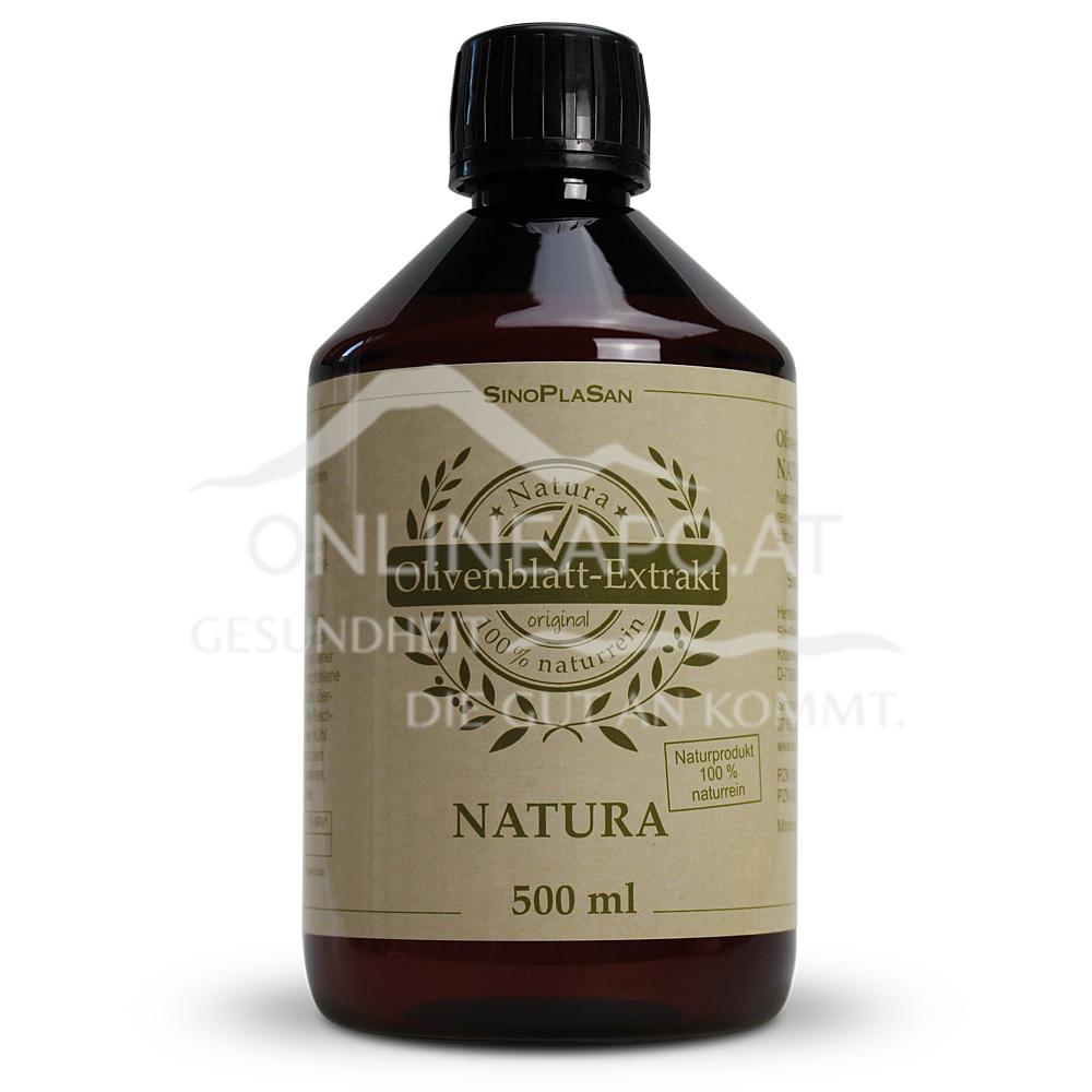 Sinoplasan Olivenblatt- Extrakt NATURA