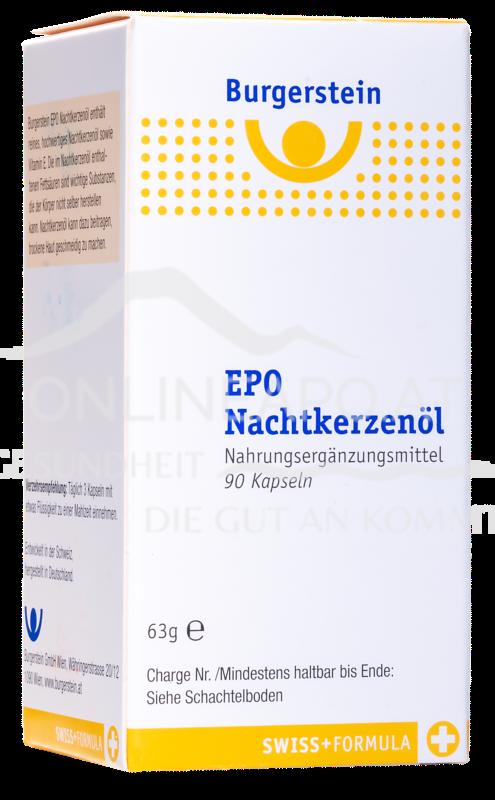 Burgerstein EPO Nachtkerzenöl