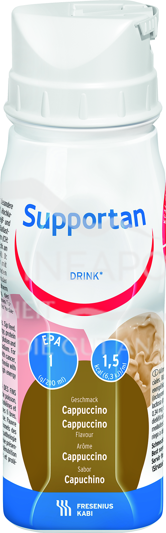 Supportan® DRINK Cappuccino