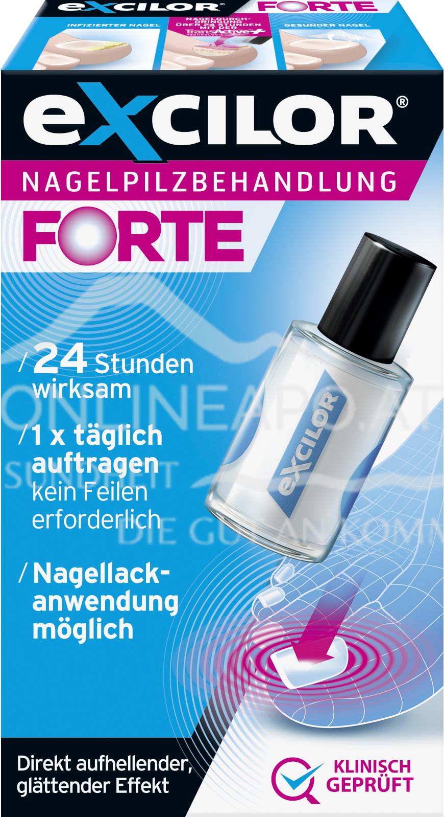 Excilor® Nagelpilzbehandlung Forte