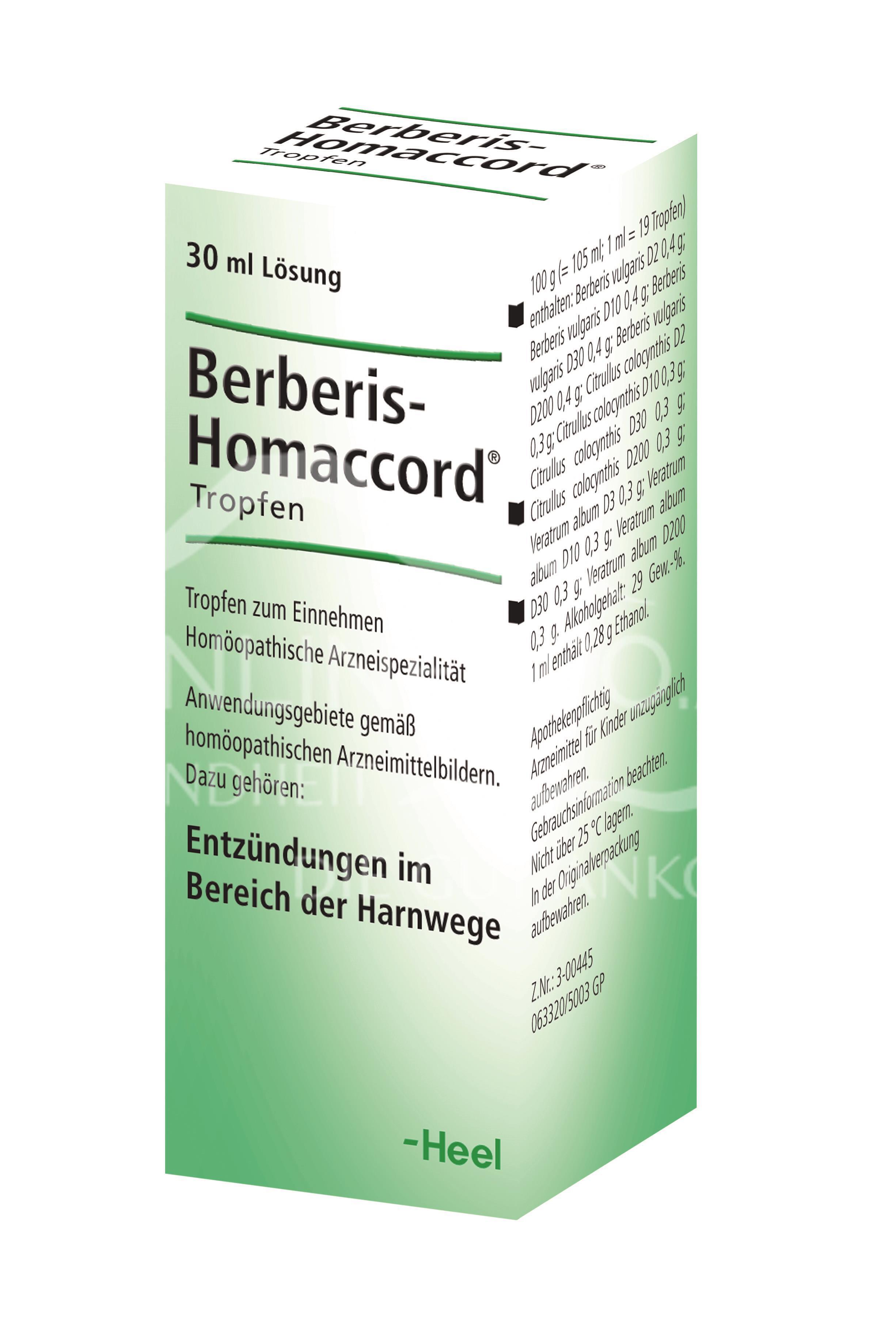 Berberis-Homaccord®