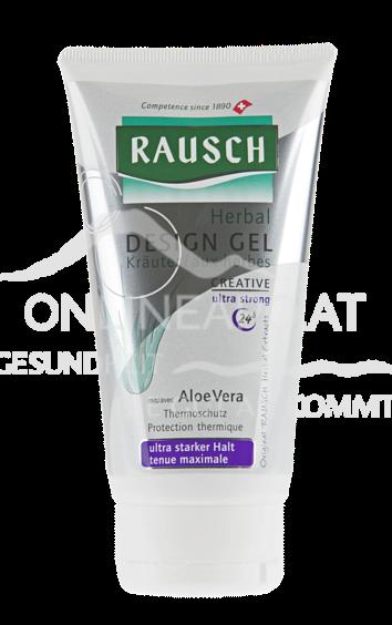 Rausch Herbal Design Gel ultra strong