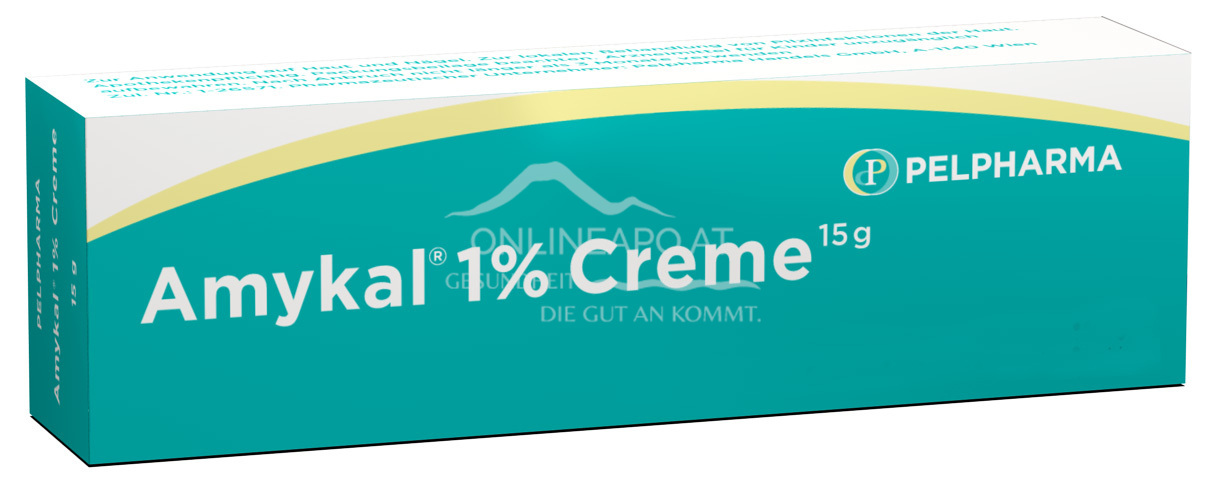 Amykal 1% Creme