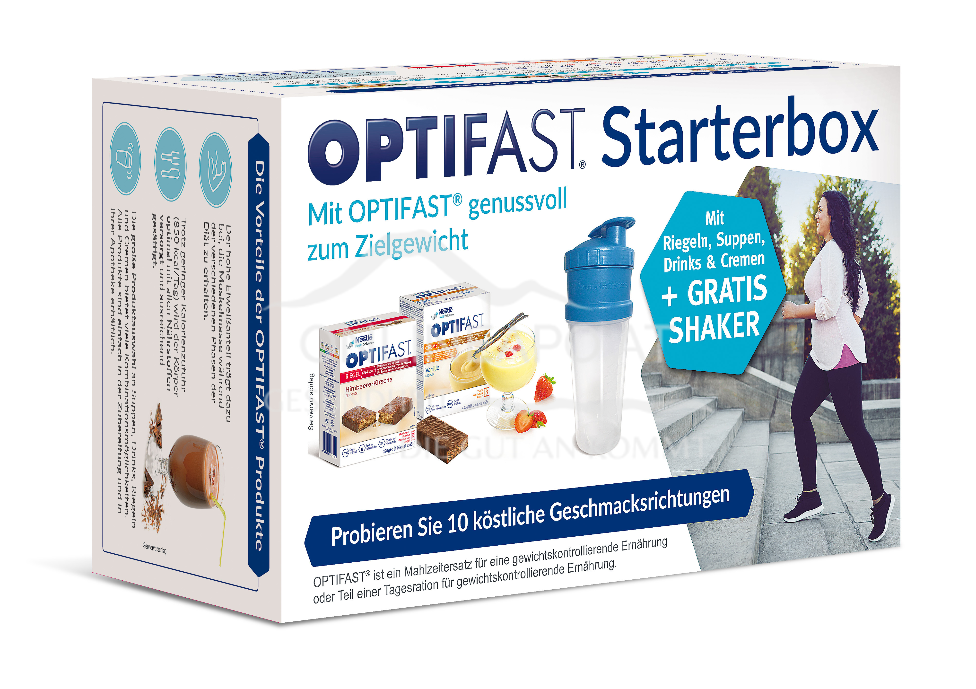 Optifast® Starterbox