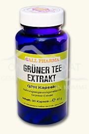 GPH Grüner Tee Extrakt Kapseln