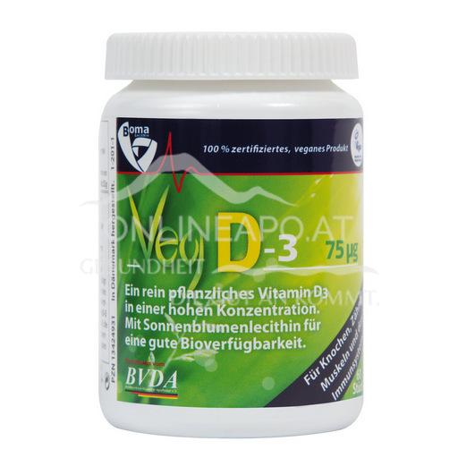 Boma Vitamin D3 Veg