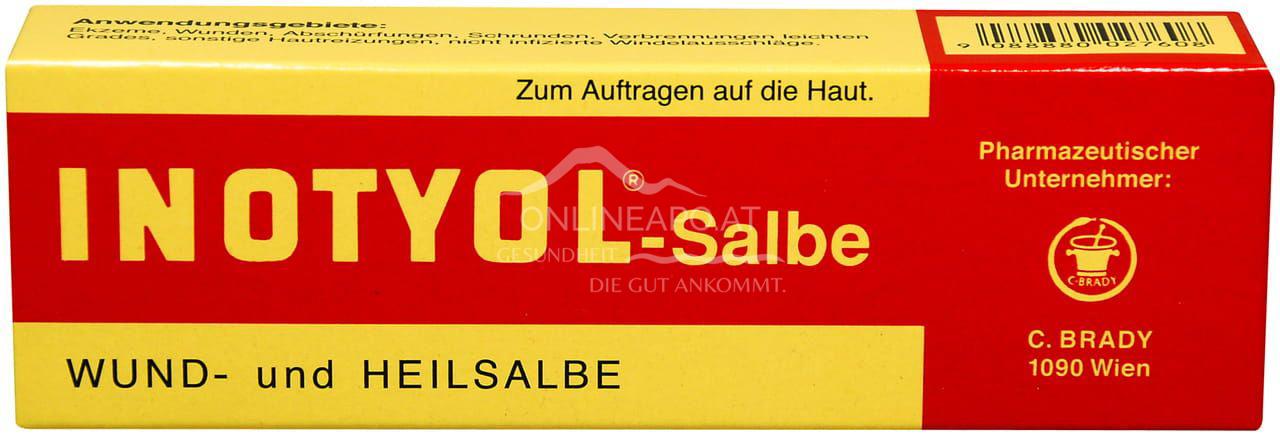 Inotyol Salbe