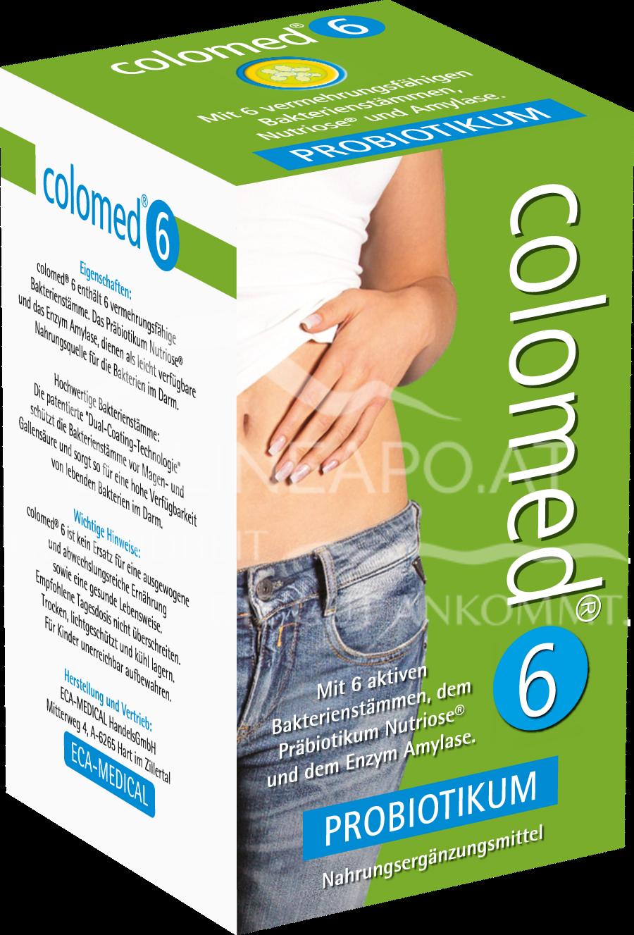 colomed 6 Probiotikum Pulver