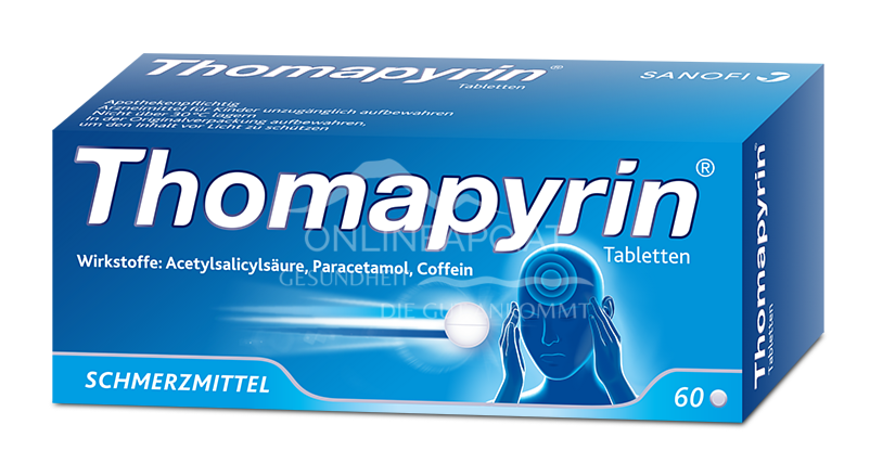 Thomapyrin® - Tabletten