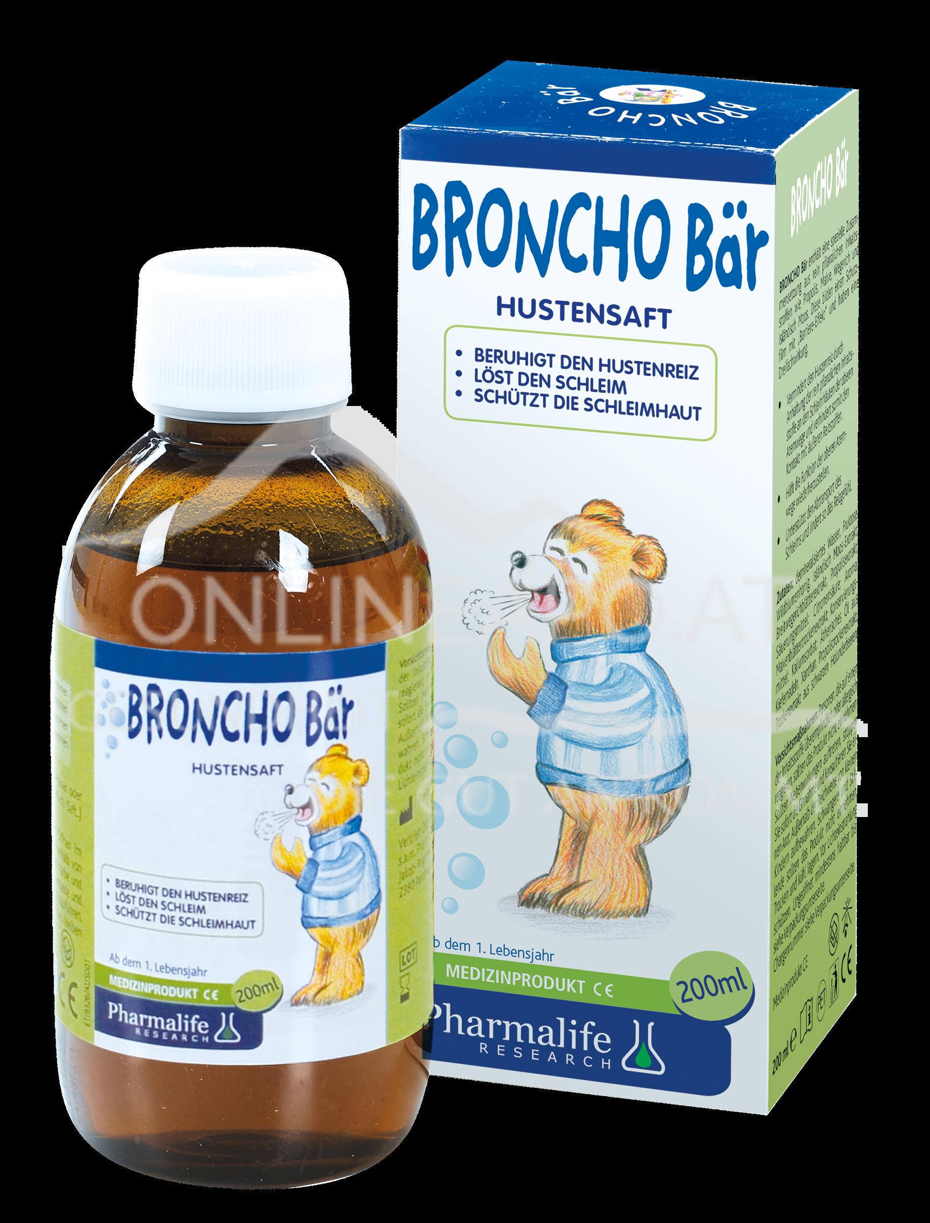 Broncho Bär Hustensaft