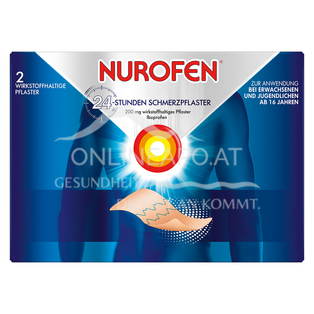 Nurofen® 24-Stunden Schmerzpflaster