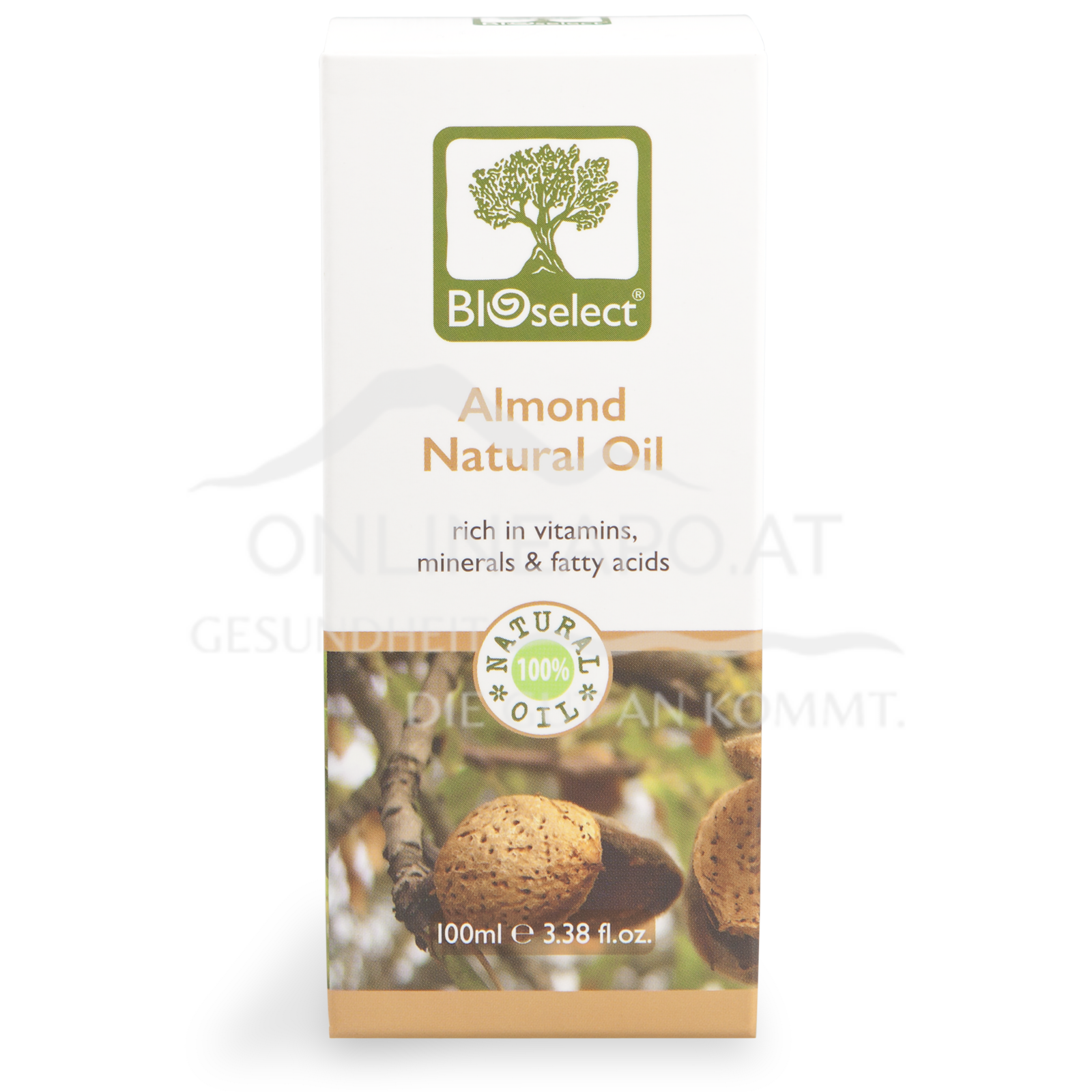 Bioselect Almond Natural Oil