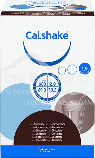 Calshake® Schokolade 7 x 87g