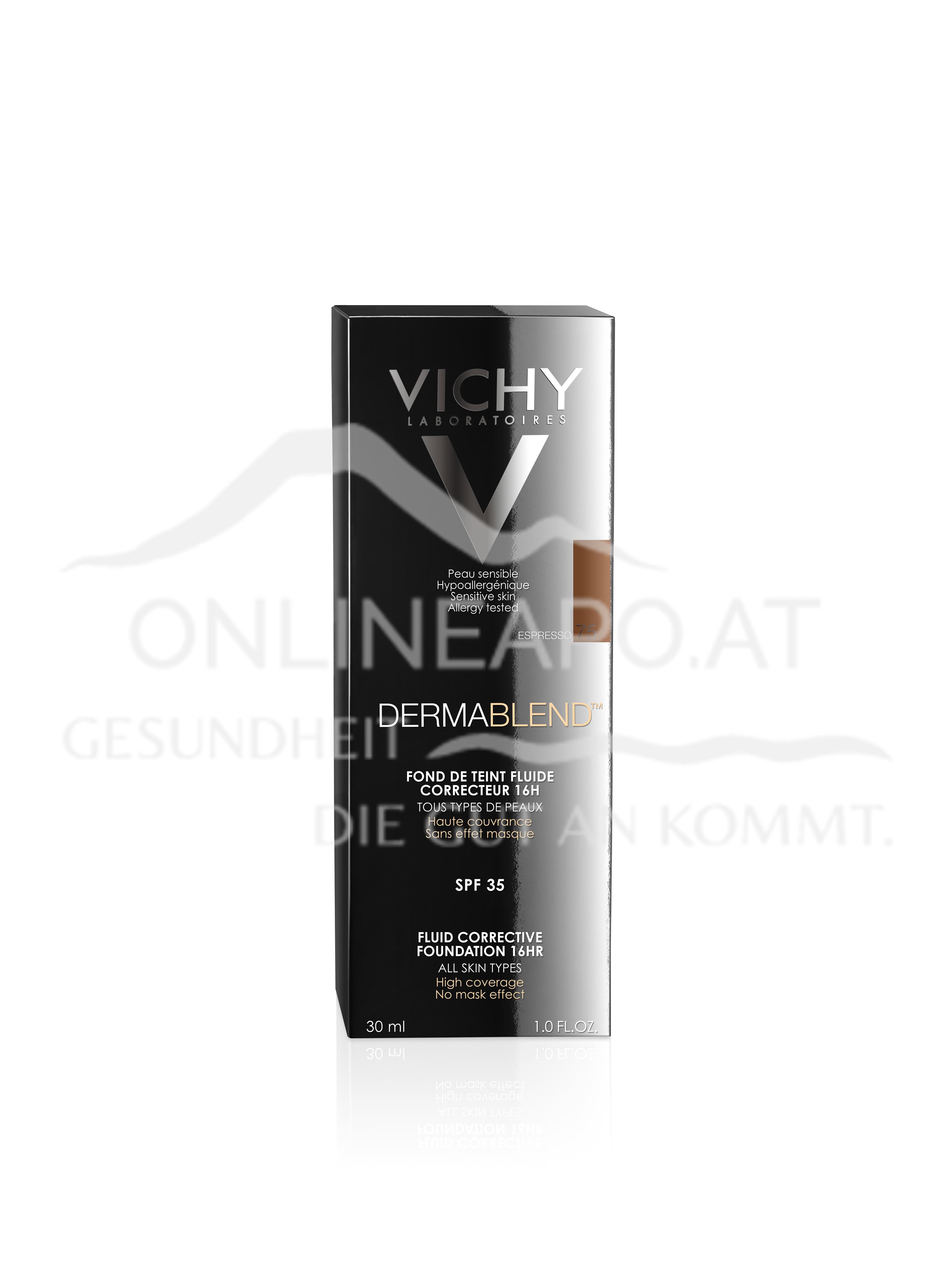 VICHY Dermablend Fluid 75 - Espresso