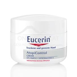 Eucerin AtopiControl CREME 12% Omega