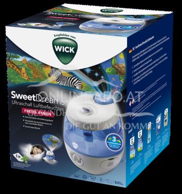 Wick SweetDreams Ultraschall Luftbefeuchter WUL575