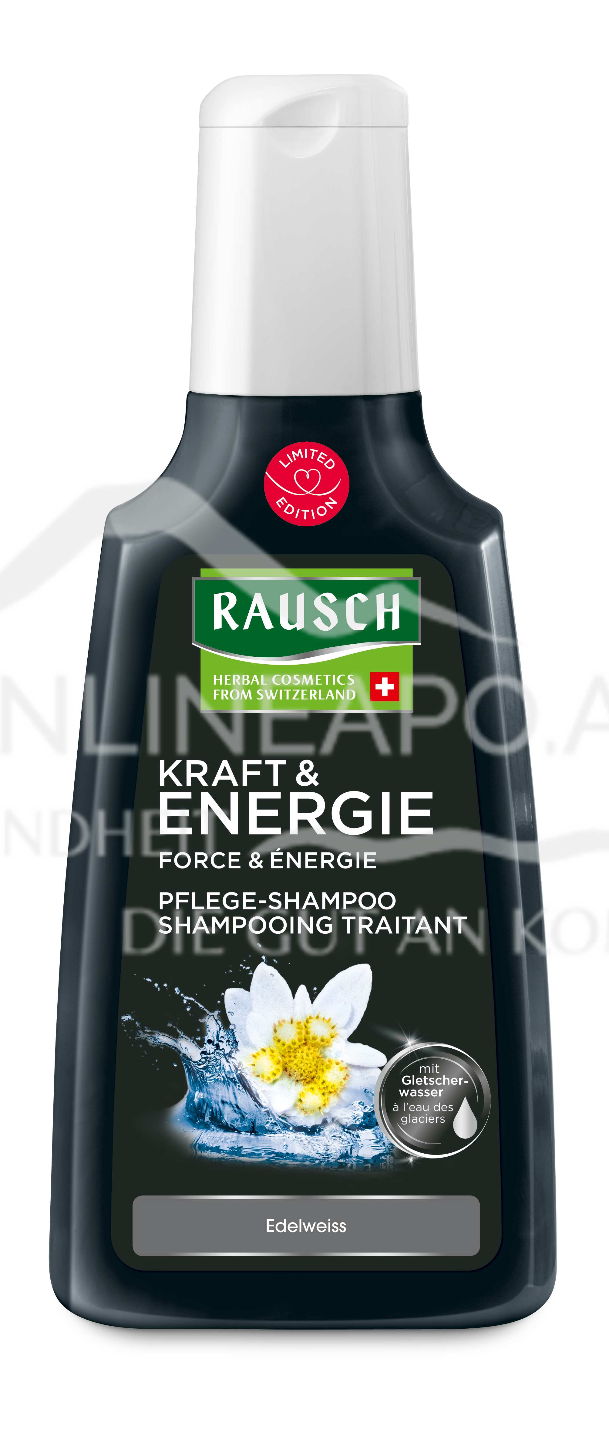 Rausch Edelweiß PFLEGE-SHAMPOO
