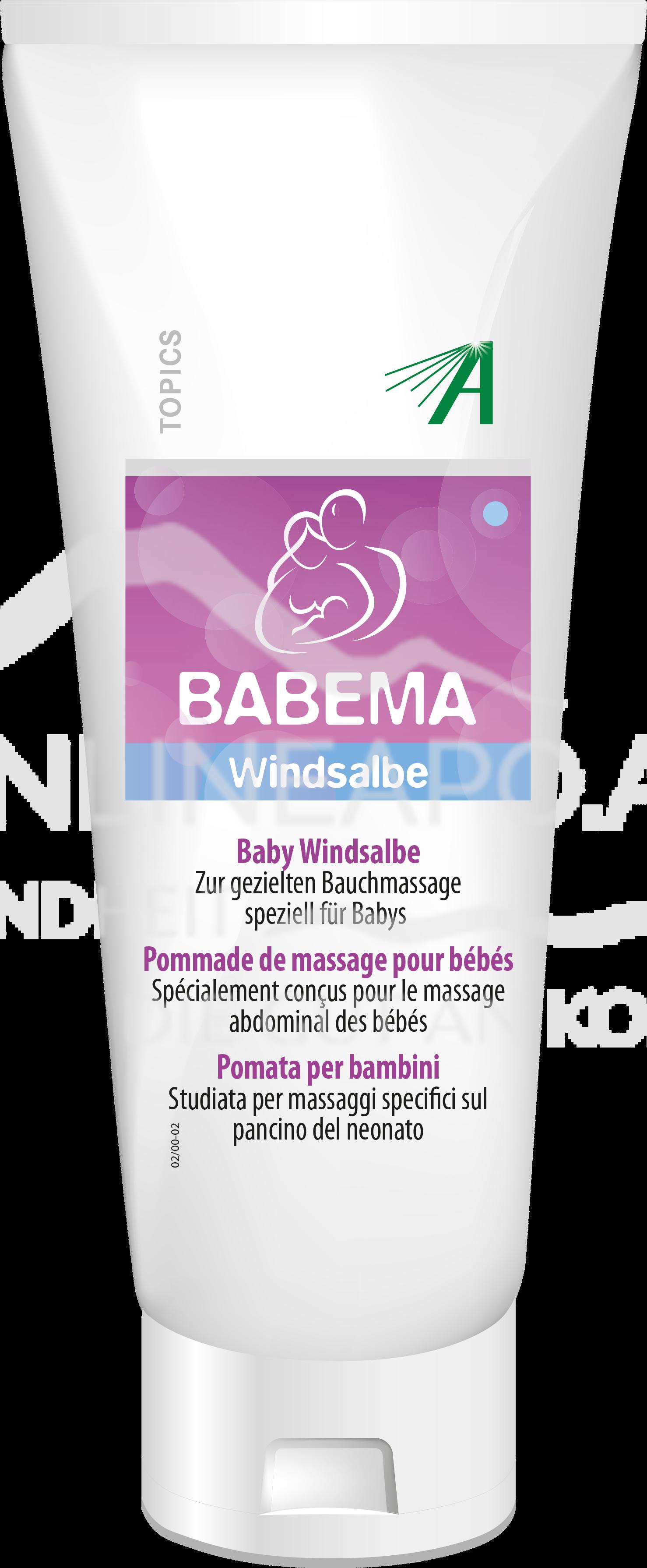 Adler Babema Windsalbe