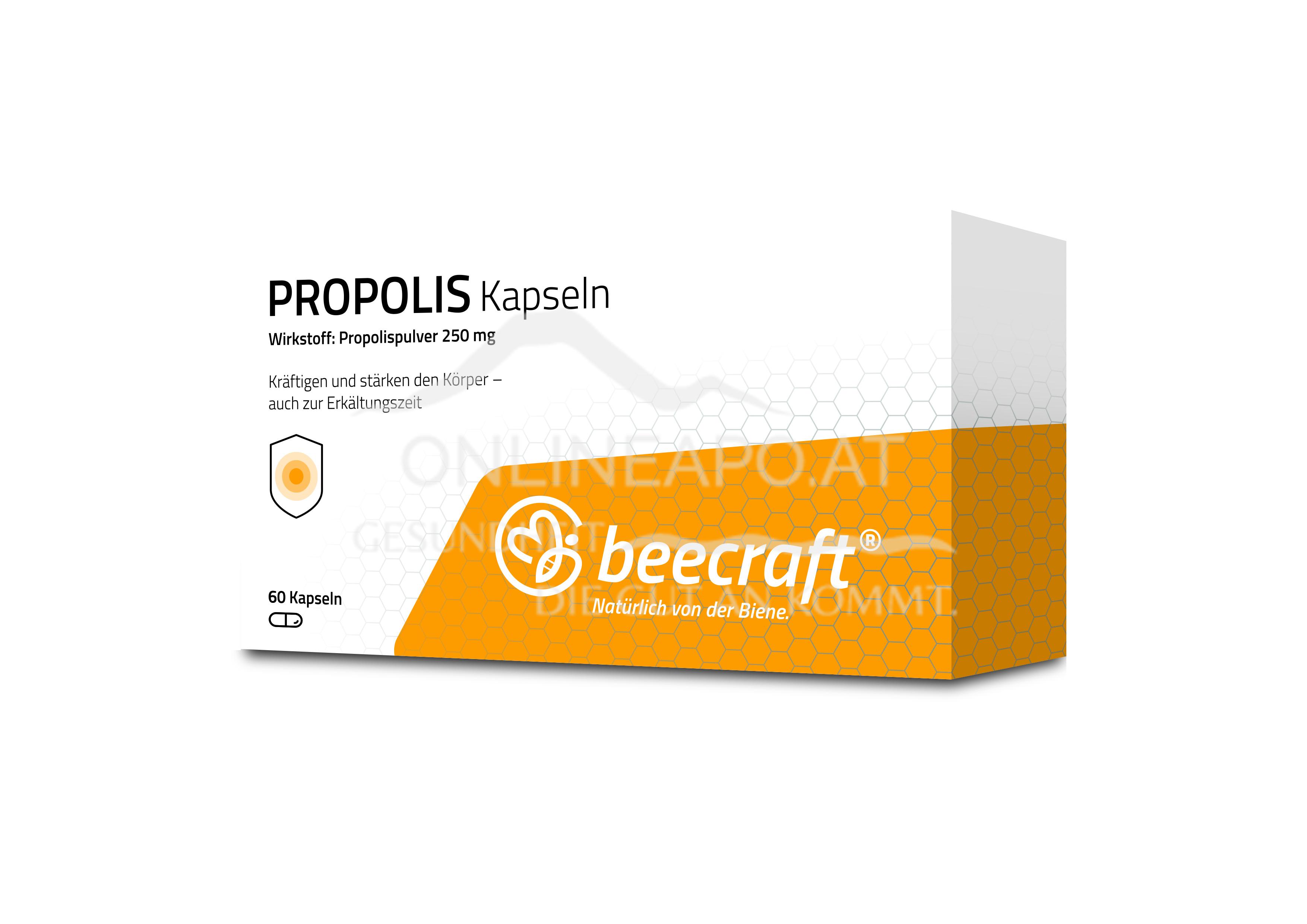 beecraft® Propolis Kapseln