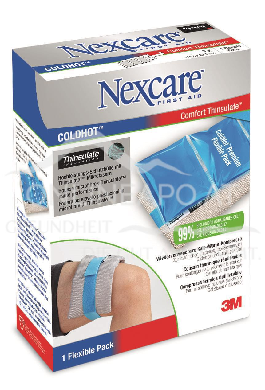 3M Nexcare ColdHot Bio. Gel Comfort Thinsulate Flex.