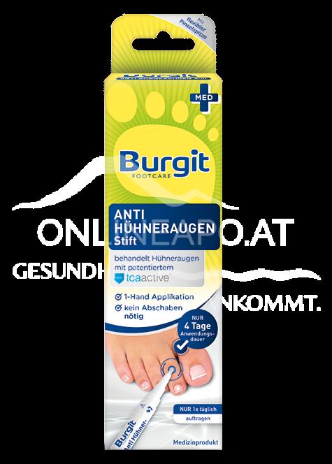 Burgit Footcare Anti Hühneraugen Stift