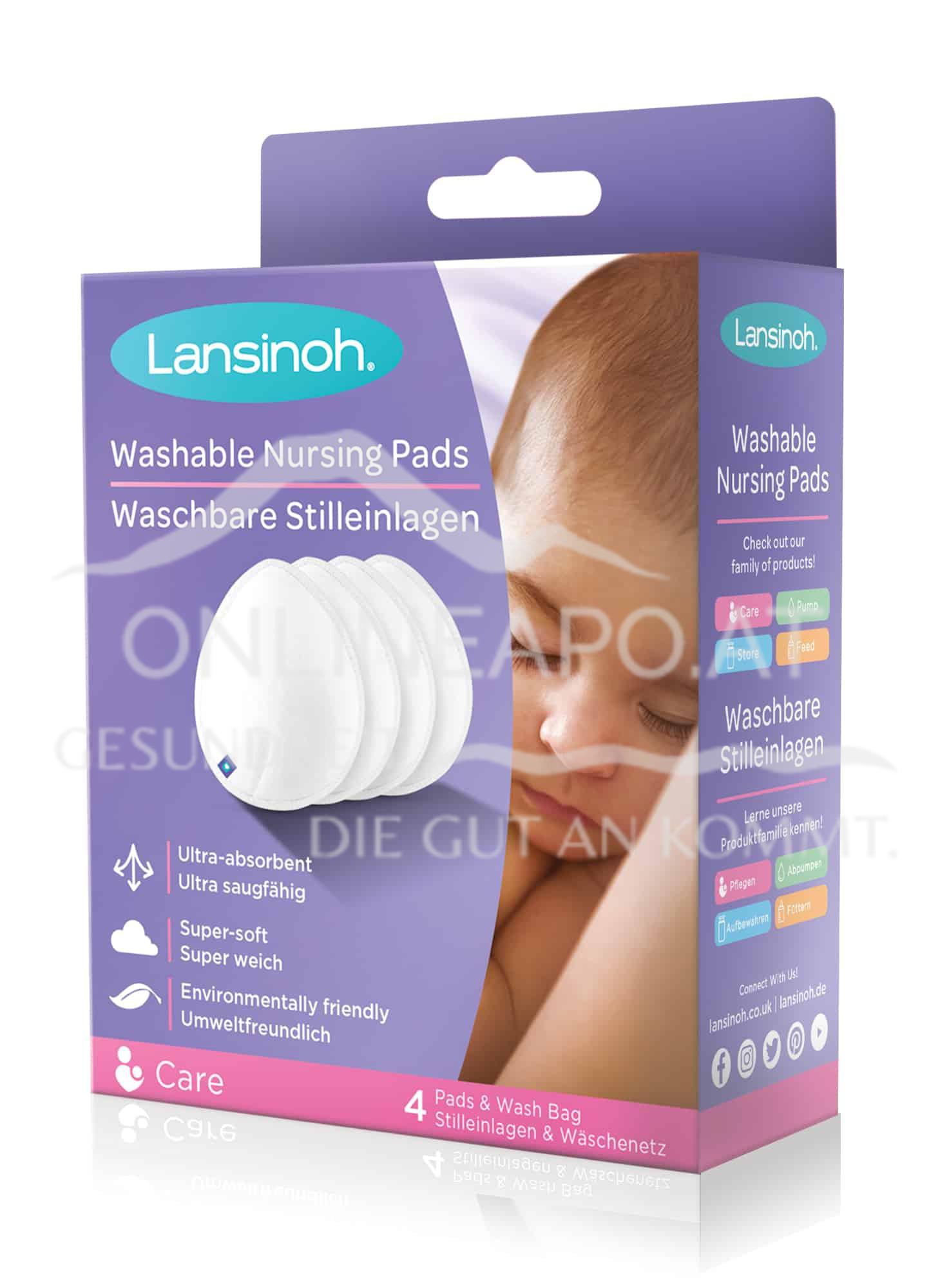 Lansinoh® Waschbare Stilleinlagen