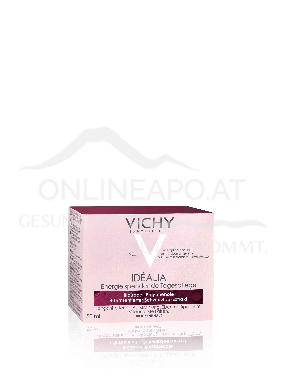 VICHY Idéalia Energie spendende Tagespflege - für trockene Haut