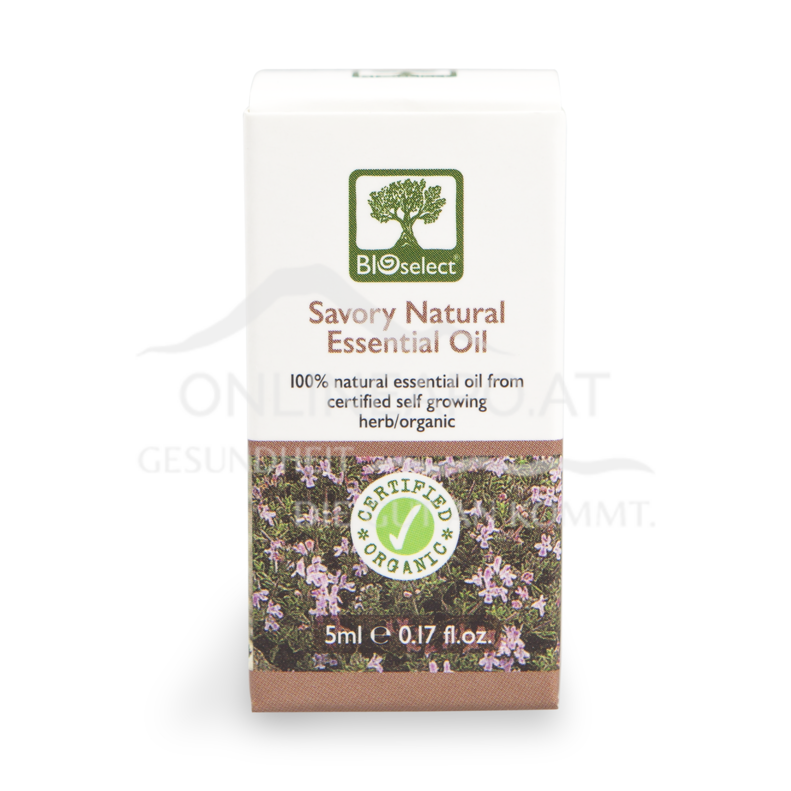 Bioselect Savory Natural Essential Oil Certified Organic