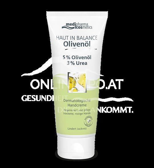 Olivenöl Haut in Balance Dermatologische Handcreme