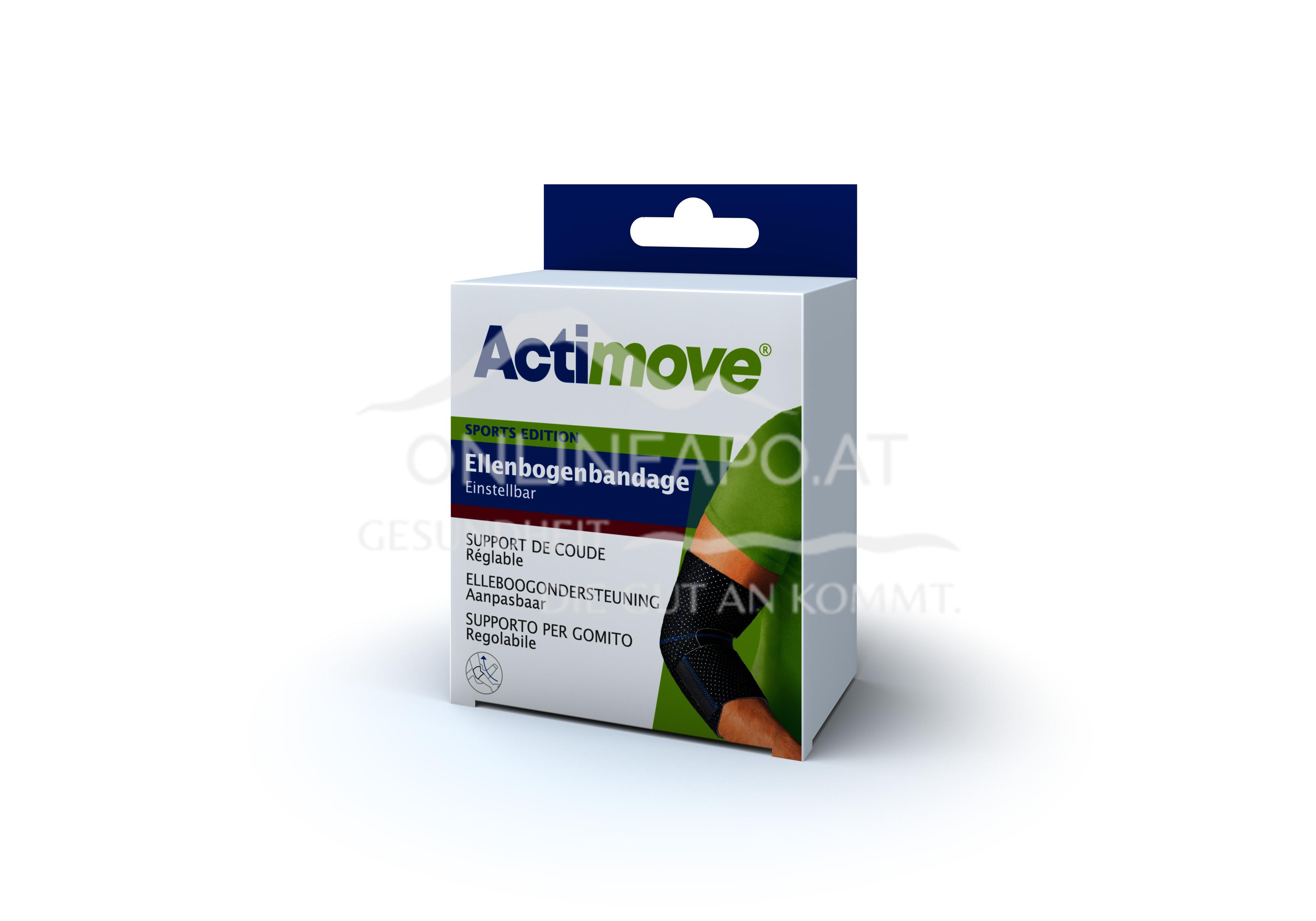 Actimove® Sport Edition Ellenbogenbandage Einstellbar