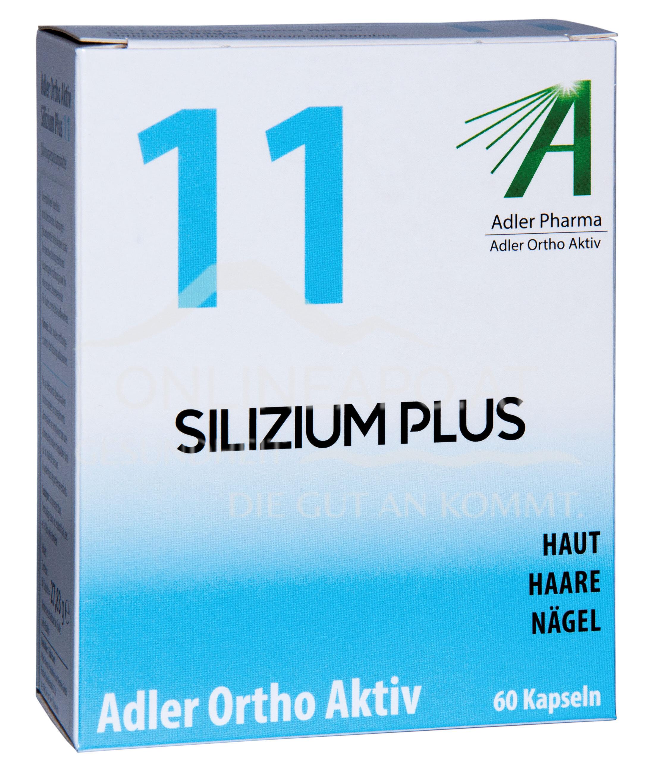 Adler Ortho Aktiv Nr. 11 Silizium Plus