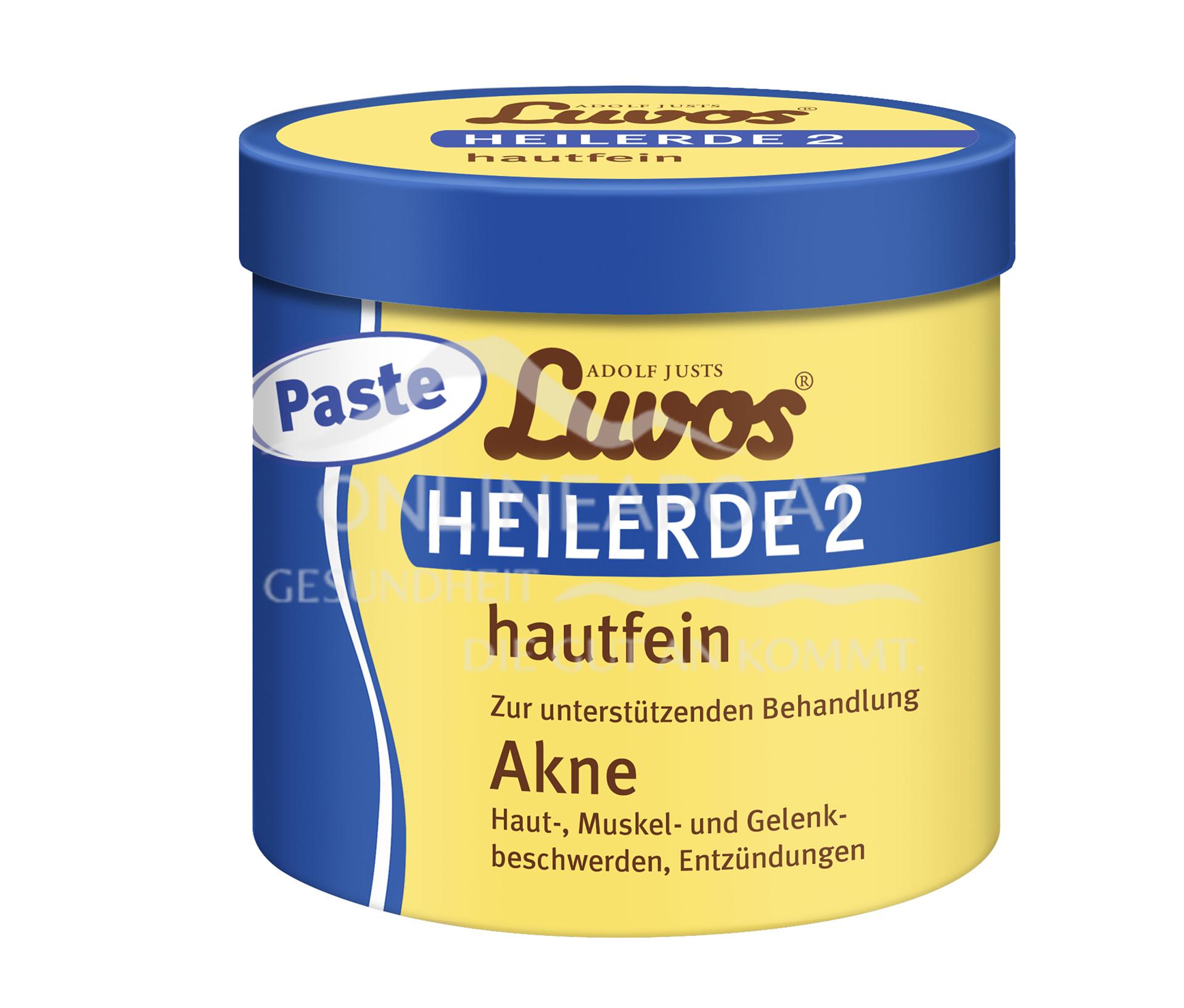Luvos Heilerde II Paste